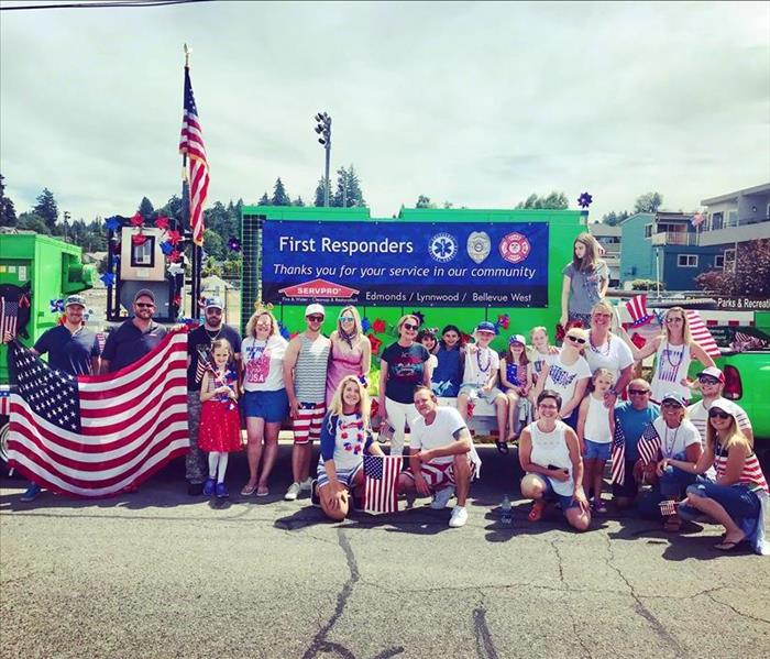 Edmonds Chamber 4th of July Parade