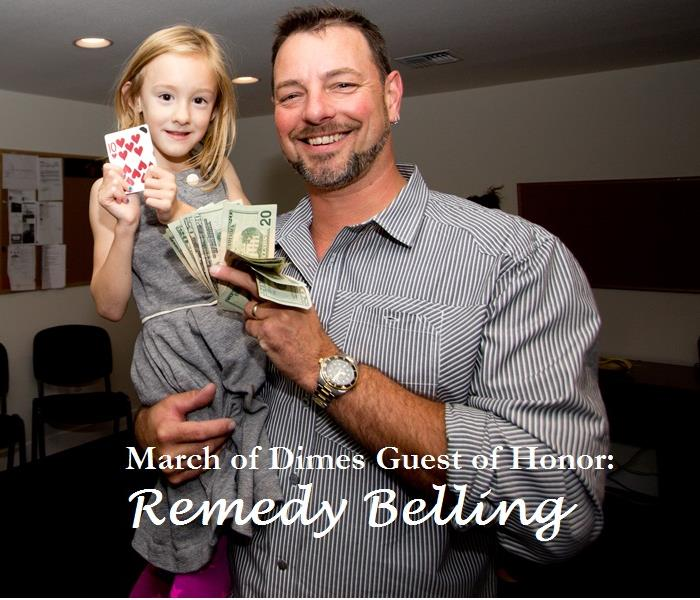 Annual March of Dimes Benefit