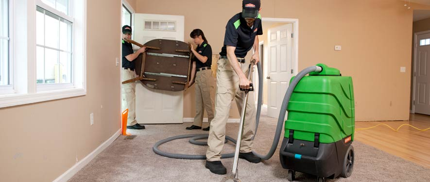 Edmonds, WA residential restoration cleaning